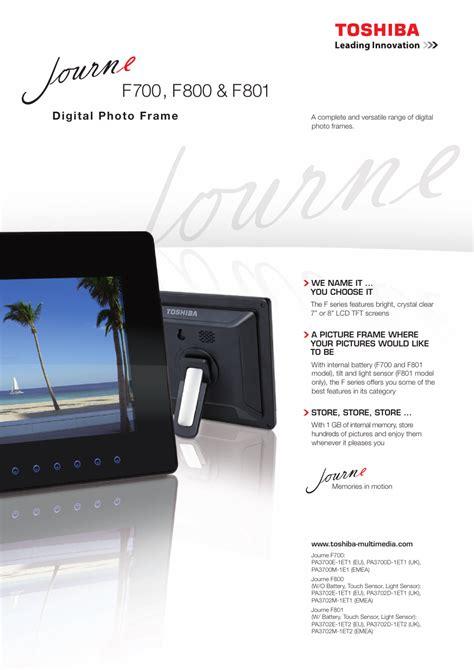 Toshiba Journe Manual (ePUB/PDF) Free