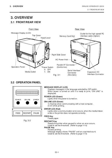 Toshiba Tec Manual (ePUB/PDF) Free