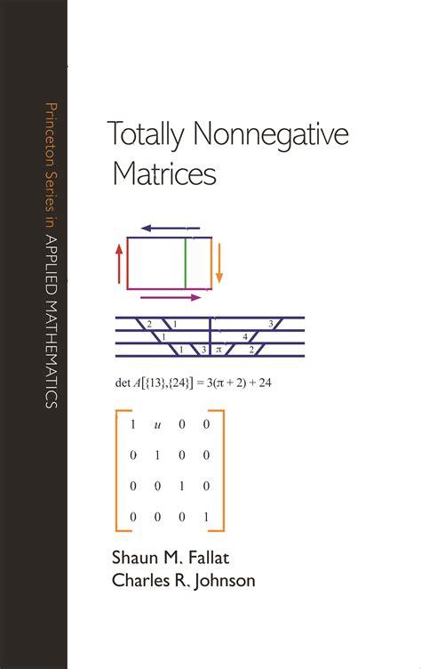 Totally Nonnegative Matrices (ePUB/PDF) Free