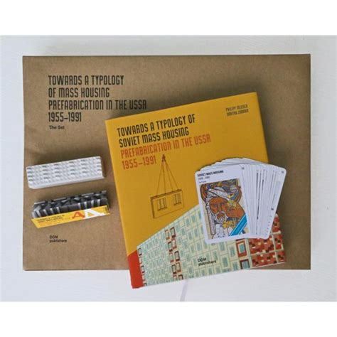 Towards A Typology Of Soviet Mass Housing The Set Prefabrication In The Ussr 1955 1991
