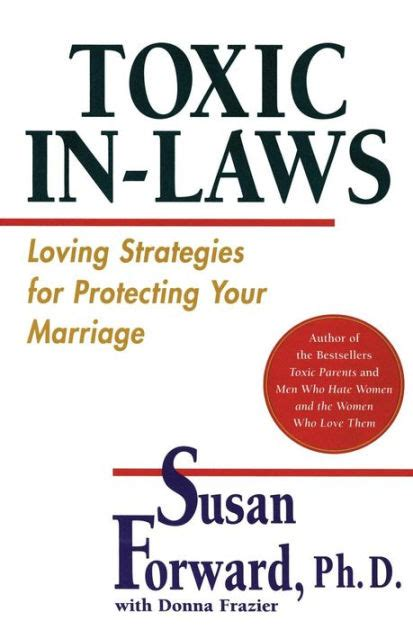 Toxic In Laws Loving Strategies For Protecting Your Marriage (ePUB