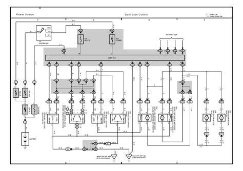 2001 toyota tacoma trailer wiring toyota tacoma wiring diagram for trailer  toyota tacoma wiring diagram for trailer