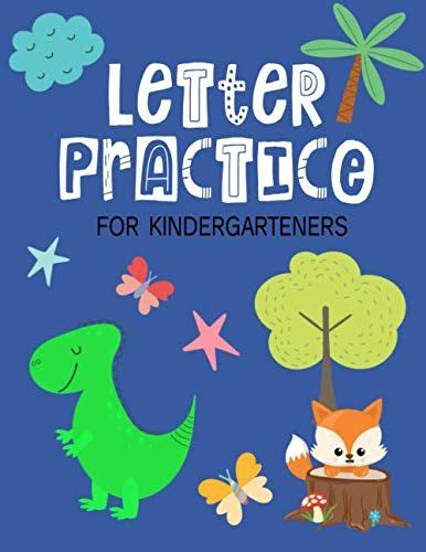 Tracing Letters For Preschoolers Letter Tracing Practice Book For Preschoolers Kindergarten Printing For Kids Ages 3558 Lines Dashed
