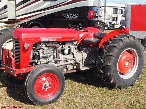 grey ferguson tractor wiring diagram images tractordata massey ferguson 35 tractor information