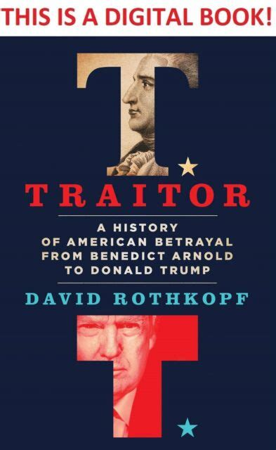 Traitor The Case Against Donald J Trump