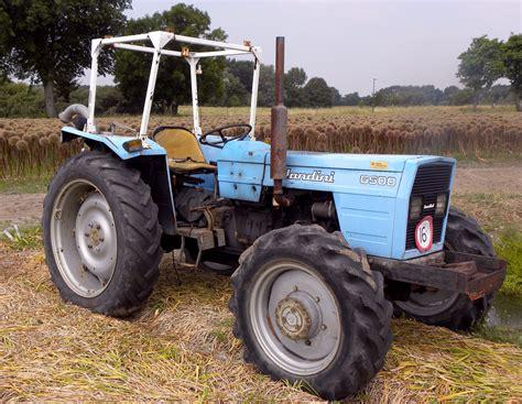 Traktor Manual Landini 6500 (Free ePUB/PDF)