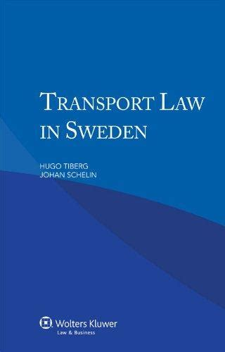Transport Law In Sweden