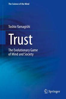 Trust Yamagishi Toshio (ePUB/PDF) Free