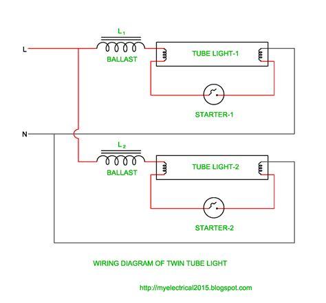 Tube Light Wiring Diagram ePUB/PDF