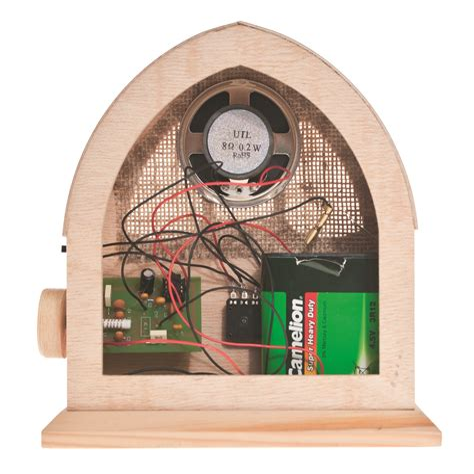 Ukw Radio Bausatz Fm Radio Construction Set Der Komplettbausatz ...