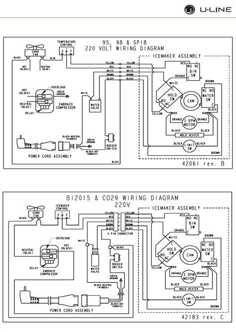 Ice Bear Atv Wiring Diagram - Wiring Diagrams Folder Ice Cube Maker Wiring Diagram on