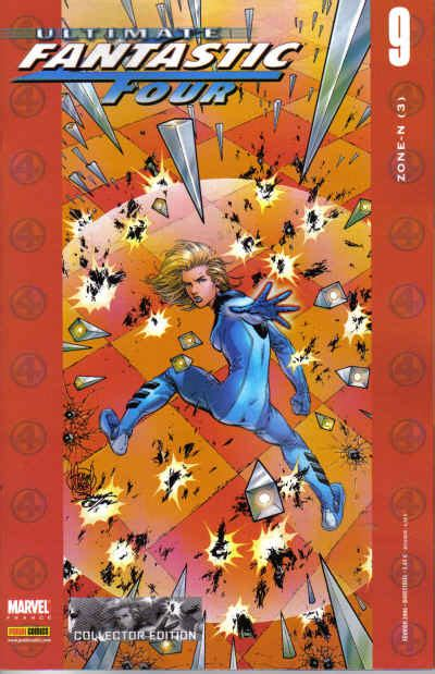 Ultimate Fantastic Four 9 Zone N 3