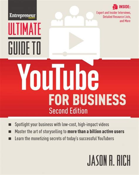 Ultimate Guide To YouTube For Business Ultimate Series