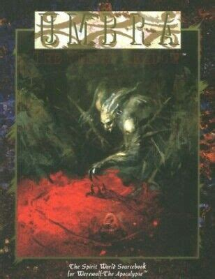 Umbra The Velvet Shadow Werewolf The Apocalypse