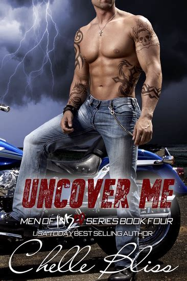 Uncover Me Men Of Inked Book 4