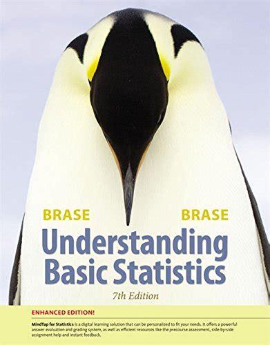 Understanding Basic Statistics Brase 6ed Instructor Manual (ePUB/PDF)