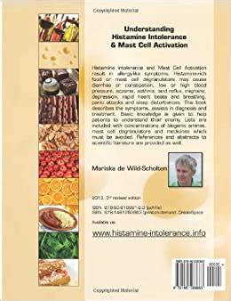 Understanding Histamine Intolerance And Mast Cell Activation English Edition