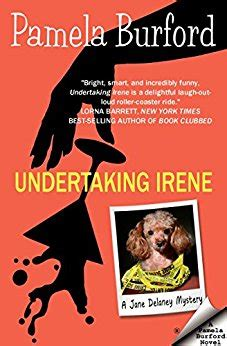 Undertaking Irene Jane Delaney Mysteries Book 1