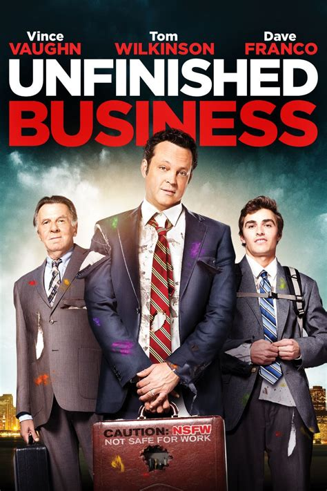 Unfnished Business