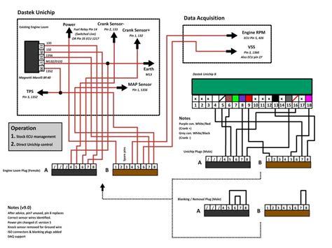 unichip wiring diagram