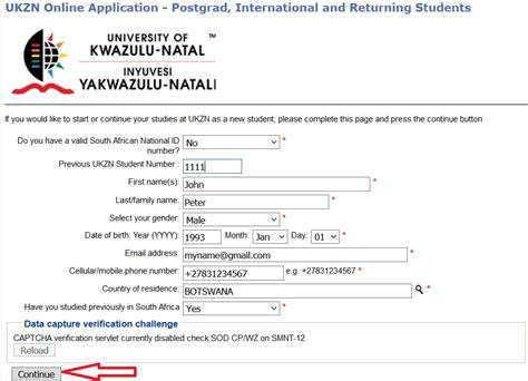 University Of Kzn Application Form 2015 (ePUB/PDF) Free