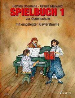 Ursula Maiwald Spielbuch Zur Oboenschule Band 2 40 Spielstucke Mit ...