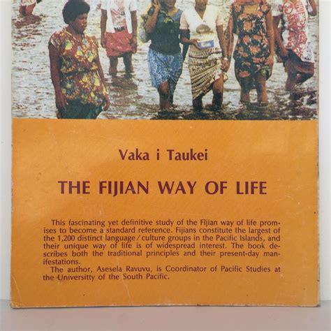Vaka I Taukei The Fijian Way Of Life (ePUB/PDF)