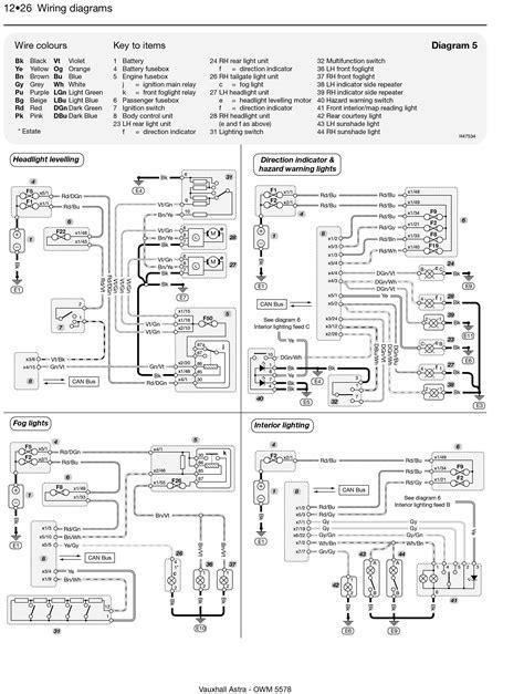 Vauxhall Insignia Rear Light Wiring Diagram (PDF files/ePubs) on