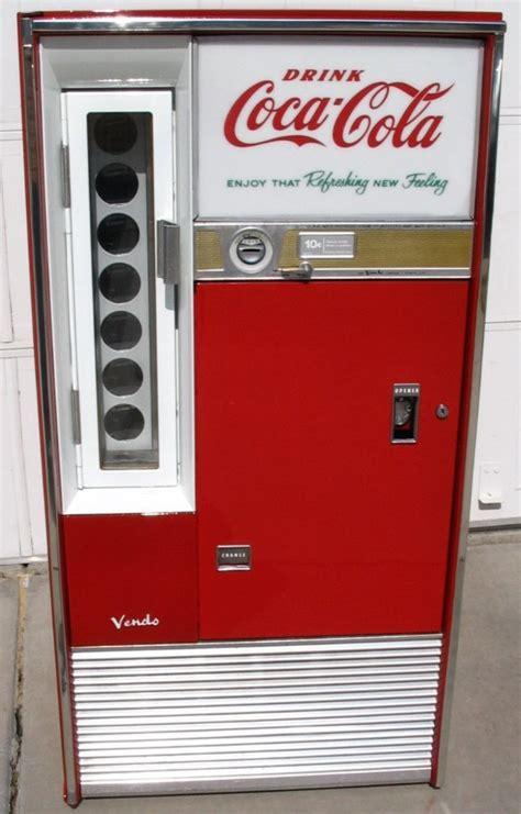 vendo 63 coke machine manual