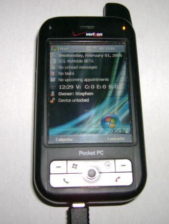 Verizon Wireless Xv6700 User Manual (ePUB/PDF)