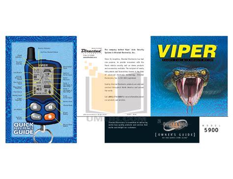 Viper Dei Manual (ePUB/PDF) Free