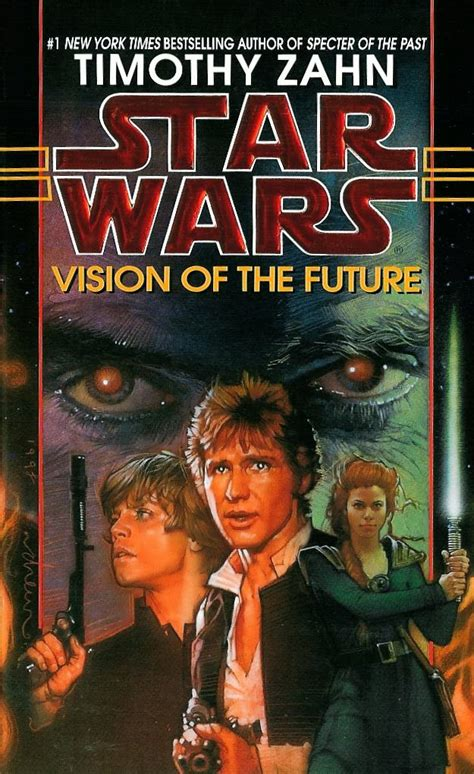 Vision Of The Future Star Wars Legends The H And Of Thrawn Zahn ...