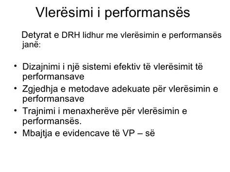 Vleresimi I Performances (ePUB/PDF) Free