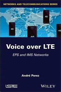 Voice Over Lte Perez Andr (ePUB/PDF) Free