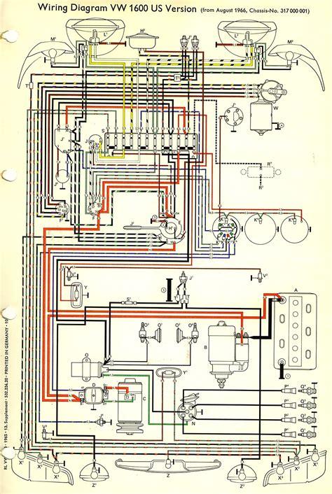 Volkswagen Type 3 Wiring Diagram (ePUB/PDF) Free