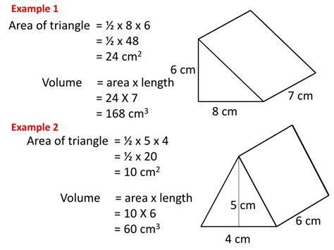 Volume Of Triangular Prism Example Word Problems (ePUB/PDF) Free