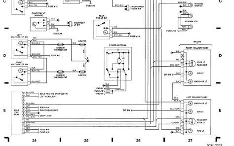 volvo 240 brake light wiring diagram