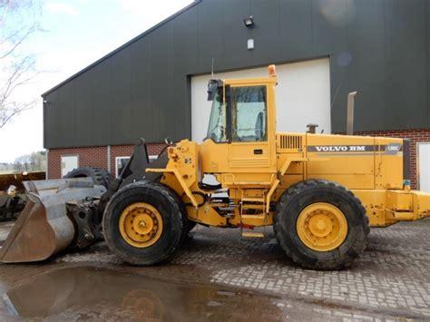 volvo bm l90c or wheel loader service repair manual instant