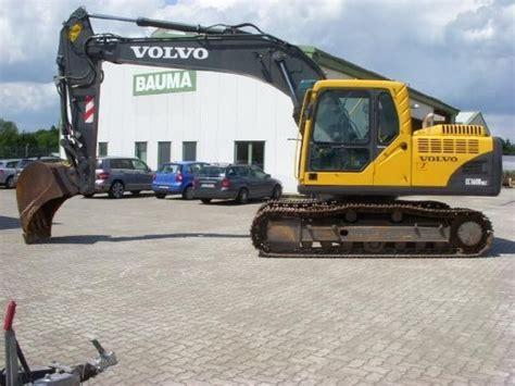 Volvo Ec160b Lc Ec160b Nlc Ec160blc Ec160bnlc Excavator Service
