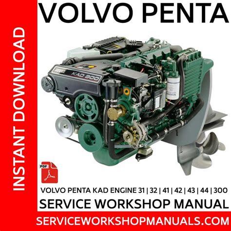Volvo Penta Kad 300 Manual (ePUB/PDF) Free