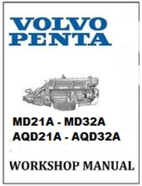 Volvo Penta Md21b Workshop Manual (ePUB/PDF) Free