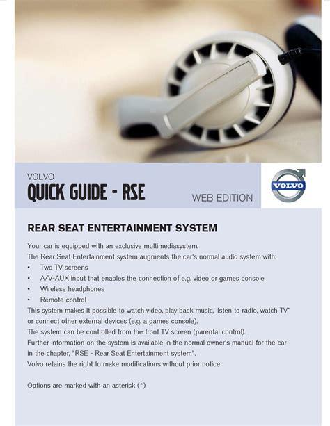Incredible Volvo Rse Manual Epub Pdf Wiring 101 Capemaxxcnl
