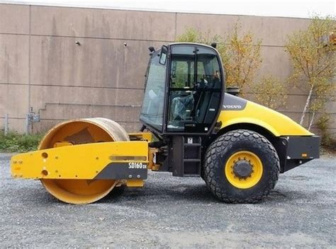 Volvo Sd160dx Soil Compactor Service Parts Catalogue Manual Instant