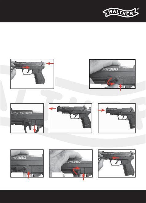 Walther Pk380 Owners Manual (ePUB/PDF) Free