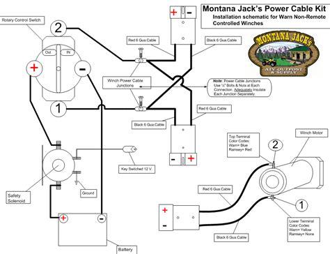 old warn winch wiring diagram warn a2000 winch wiring diagram for atv  warn a2000 winch wiring diagram for atv