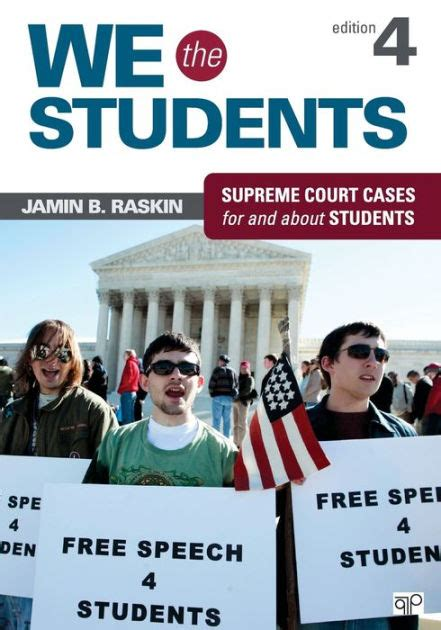 We The Students Supreme Court Decisions For And About Students