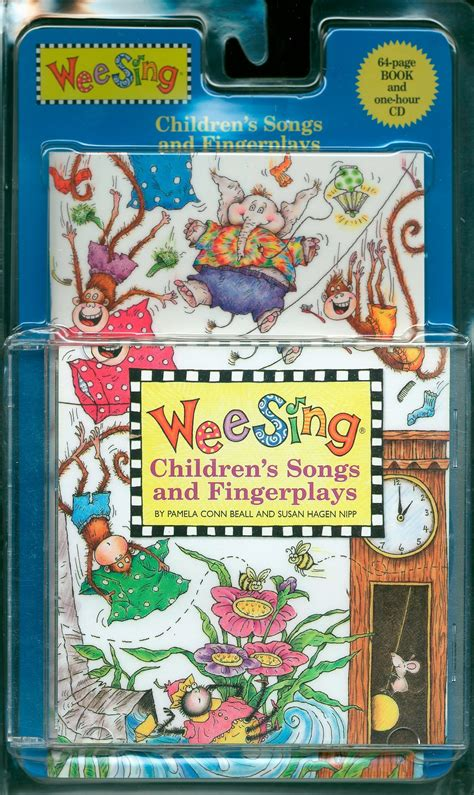 Wee Sing Childrens Songs And Fingerplays (ePUB/PDF)