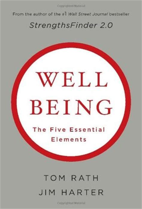Wellbeing The Five Essential Elements