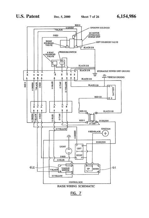 western plow controller wiring diagram western western plow wiring diagram chevy images on western plow controller wiring diagram