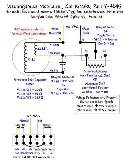 Westinghouse Fan Wiring Diagram (ePUB/PDF) Free